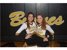 Cheerleading Seniors