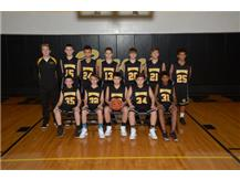 7th Boys Basketball 2017-18