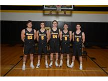 Boys Basketball Returning Letterwinners