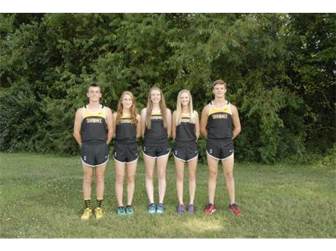 Cross Country Seniors