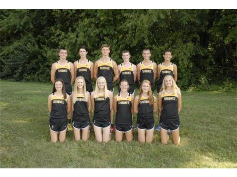 Cross Country Returning Letterwinners