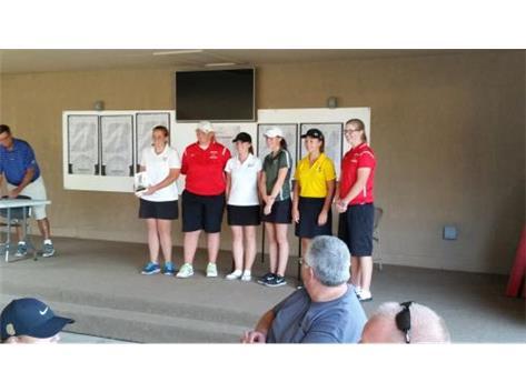 Girls All County Golf Team
