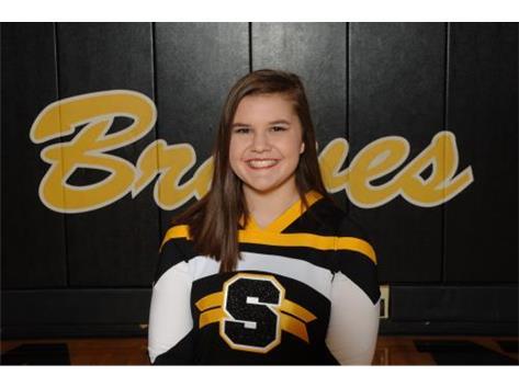Senior Rachel Copes