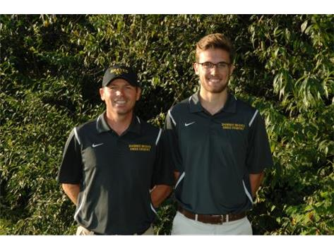 Coach Desantis and Coach Bricker