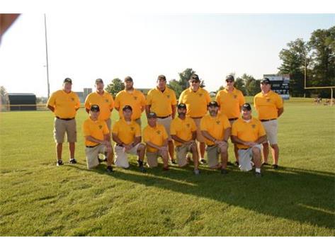 Varsity Football Coaches