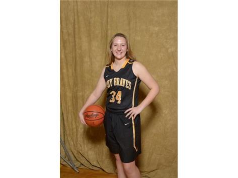 Senior Emily Lord