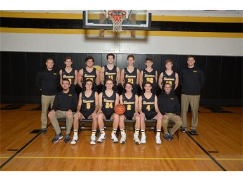 Varsity Boys Basketball 2017-18