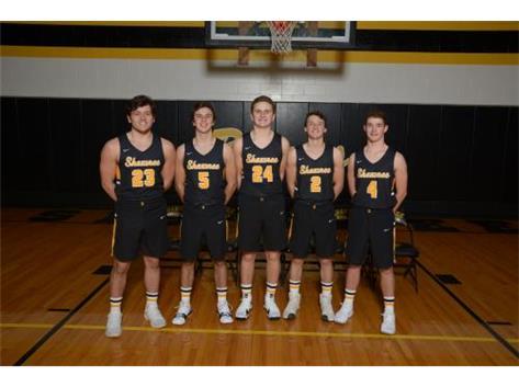 Boys Basketball Returning Letterwinners