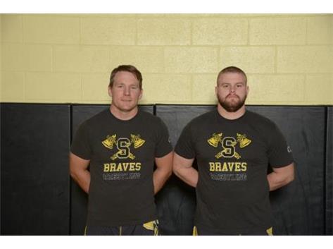 Coach Miller & Coach Mershon