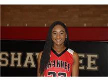 Girls Basketball Senior: Zariah Johnson