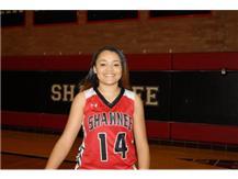 Girls Basketball Senior: Dionna Lewis