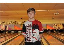 Boys Bowling Senior - Skyler Briggs