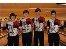 Boys Bowling Seniors