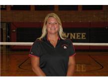 Varsity Volleyball Coach: A. Knight