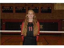 Volleyball Senior: Amber Greeley