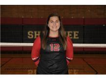 Volleyball Senior: Peyton Deubler