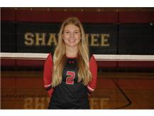 Volleyball Senior: Caitlin Castronova