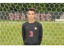 Boys Soccer Senior: Vincent Ruscio