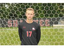 Boys Soccer Senior: Ethan Swallow