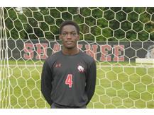 Boys Soccer Senior: Fiyin Akomolafe