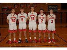 Senior Basketball Players