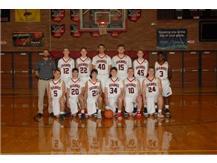 JV Boys Basketball Team