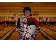 Boys Bowling Senior: DJ Riepenhoff