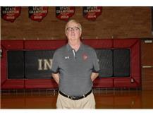 Ass't. Boys Basketball Coach: Newt Triplett