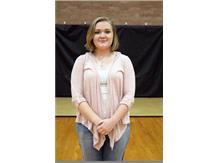 Pep Band Senior: Grace Lewis