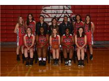 JV Girls BKB Team