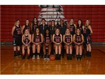 Varsity Girls BKB Team