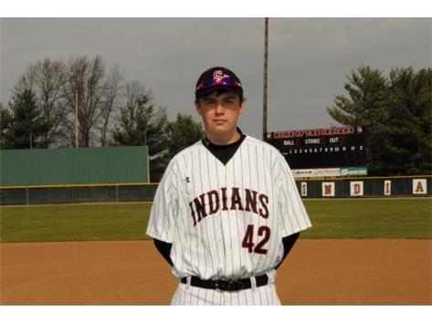 Var Baseball Senior: Andrew Boone