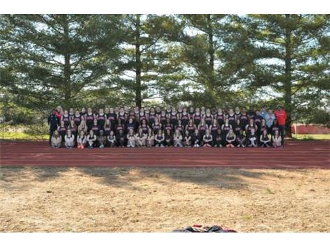 Varsity Track Team
