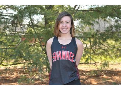 Var Track Senior: Taylor Blythe