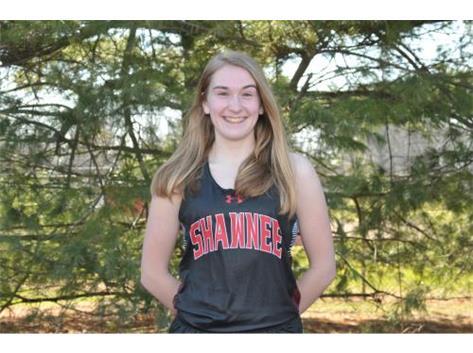 Var Track Senior: Delaney Olson