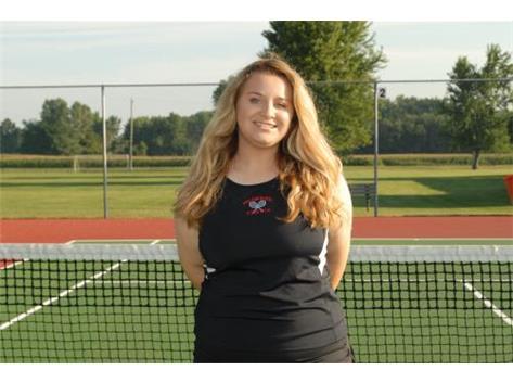 Girls Tennis Senior: Kaylyn Frisby