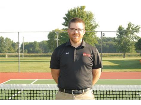 Girls Tennis Coach: Nate Higgins