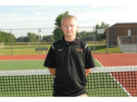 Girls Tennis Team Manager: Alex Rudzinski