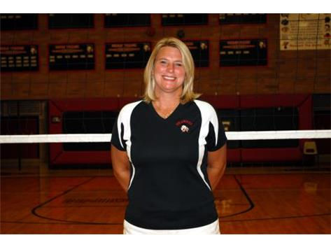 Varsity Volleyball Coach: Amy Knight