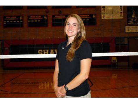 Freshman Volleyball Coach: Amee Sheldon