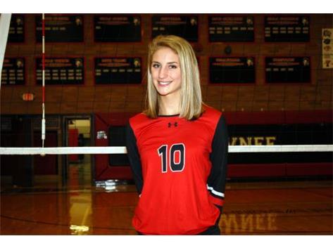 Senior Volleyball Player: Norah Painter