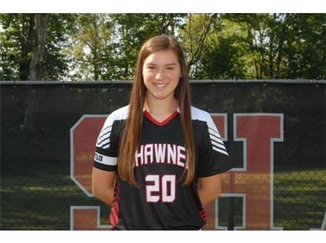 Girls Soccer Senior: Madison Wohlgamuth