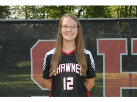 Girls Soccer Senior: Emily Hoffman
