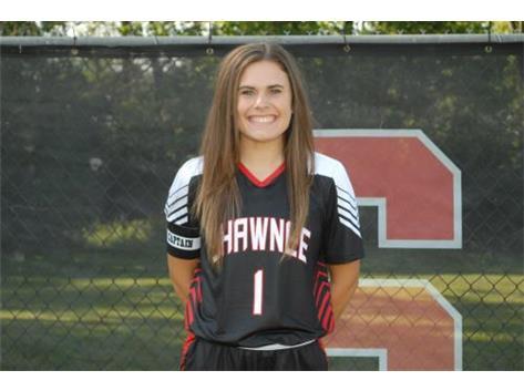Girls Soccer Senior: Alaina Behnke