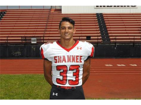 Football Senior: Ivan Smith