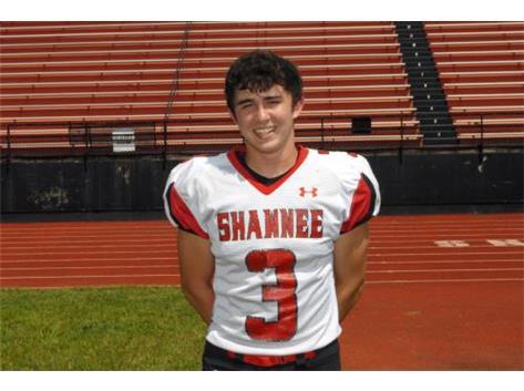 Football Senior: Jake Chontos
