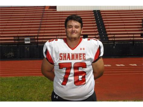 Football Senior: Nick Azzarello