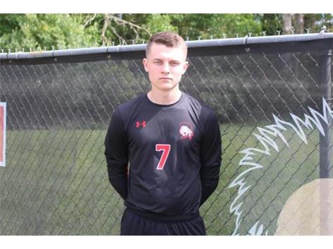 Boys Soccer Senior: Justin Rostorfer