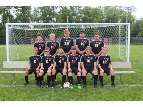 JV Boys Club Soccer Team