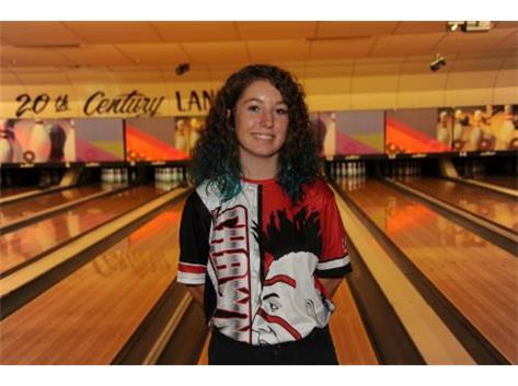 Girls Bowling Senior - Kayla Osborn